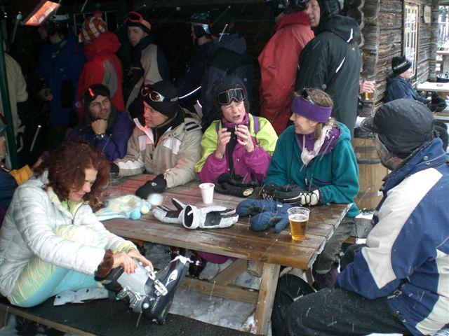 Ski trip 2007