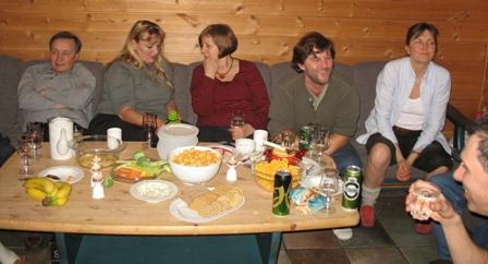 Ski Weekend 2008